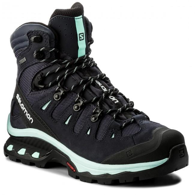 7accf7e24147b Trekingová obuv SALOMON - Quest 4D 3 Gtx W GORE-TEX 401570 20 G0 Graphite