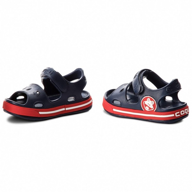 d3b6df3630d74 Sandále COQUI - Fobee 8851 Navy/Red - Sandály - Šľapky a sandále ...