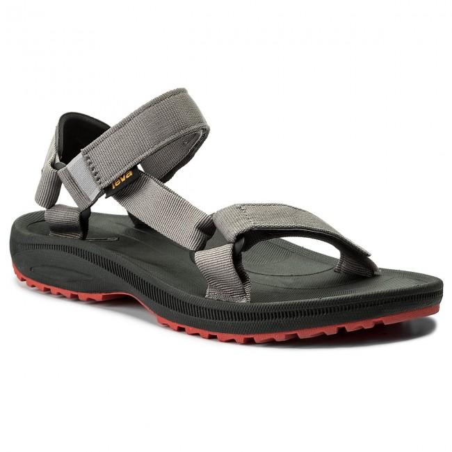 Sandále TEVA - Winsted Solid 1017420 Black/Red
