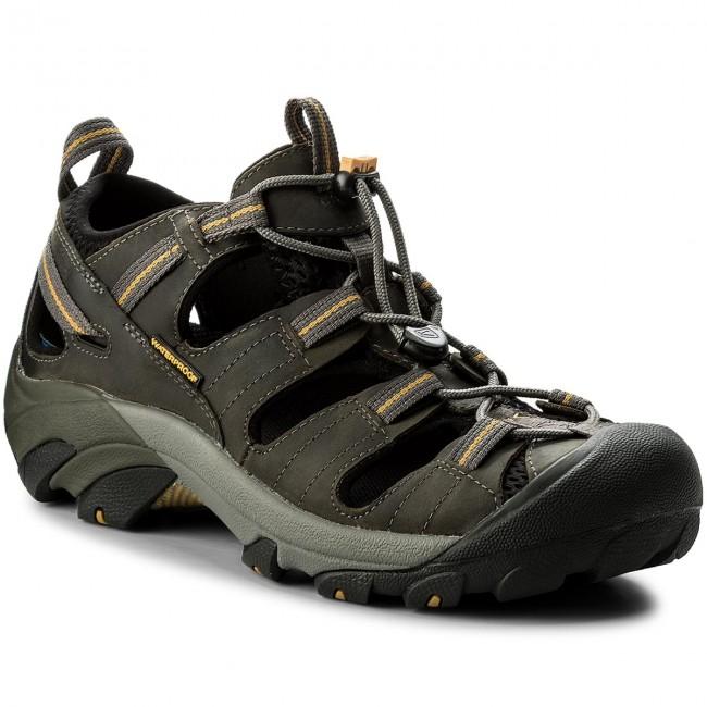 Sandále KEEN - Arroyo II 1002426  Gargoyle/Tawny Olive