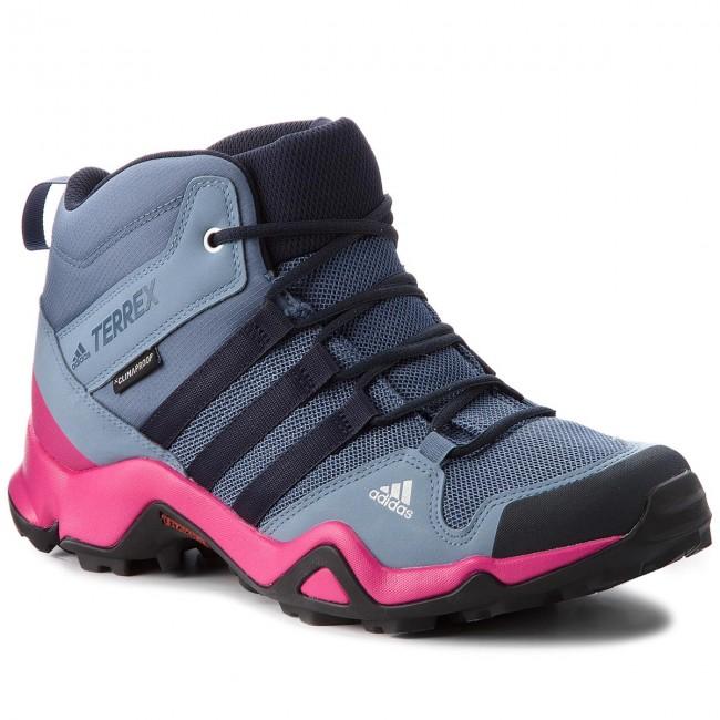 4d2825b93 Topánky adidas - Terrex Ax2r Mid Cp K AC7976 Tecink/Legink/Reamag ...