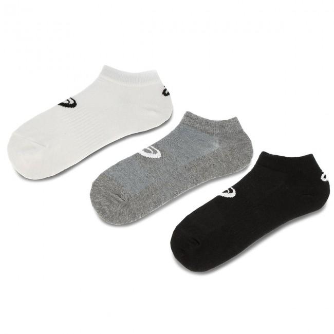 Súprava 3 párov kotníkových ponožiek unisex ASICS - 3PPK Ped Sock 155206  Assorted 0701