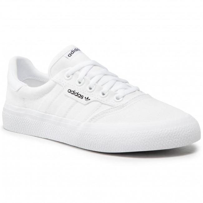 Topánky adidas - 3Mc B22705 Ftwwht/Ftwwht/Goldmt