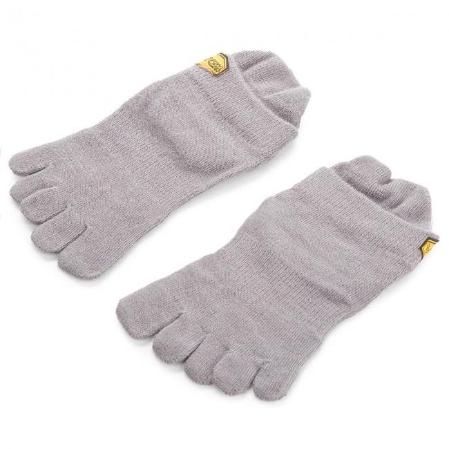 Ponožky Kotníkové Unisex VIBRAM FIVEFINGERS - Athletic No Show S15N03  Grey