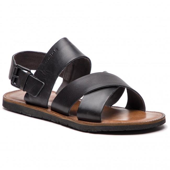 Sandále WOJAS - 5302-51 Čierna