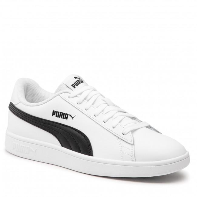 Sneakersy PUMA - Smash V2 L 365215 01 Puma White/Puma White