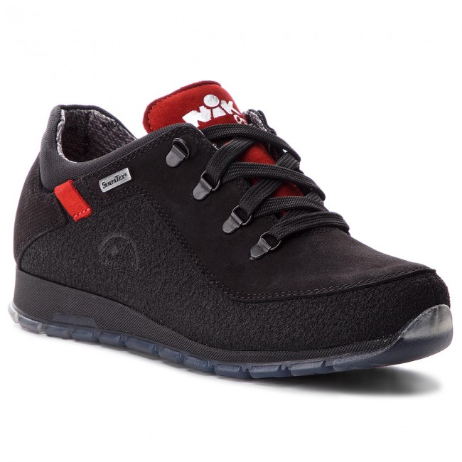 Trekingová obuv NIK - 05-0622-23-3-01-03 Čierna