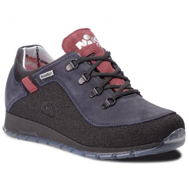 Trekingová obuv NIK - 05-0622-23-3-09-03 Tmavo modrá