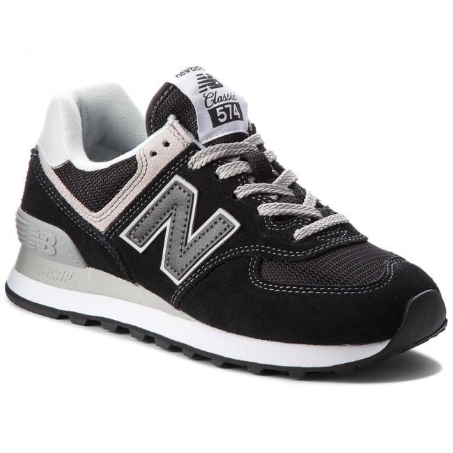 Sneakersy NEW BALANCE - WL574EB Čierna