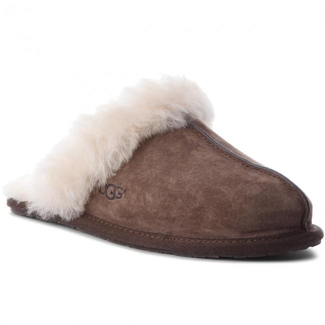 Papuče UGG - W Scuffette II 5661 W/Esp