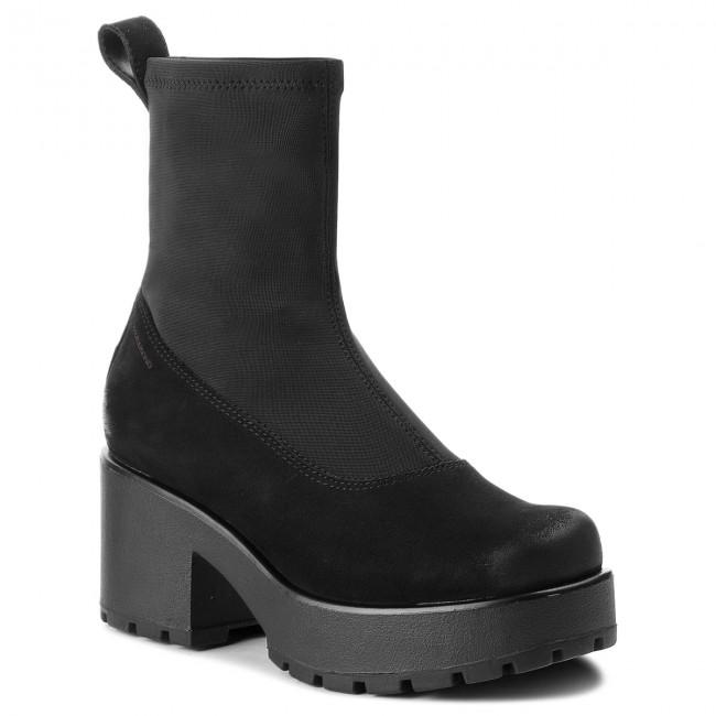 a04ef19cc Členková obuv VAGABOND - Dioon 4647-154-20 Black - Kotníková obuv - Čižmy a  iné - Dámske - eobuv.sk