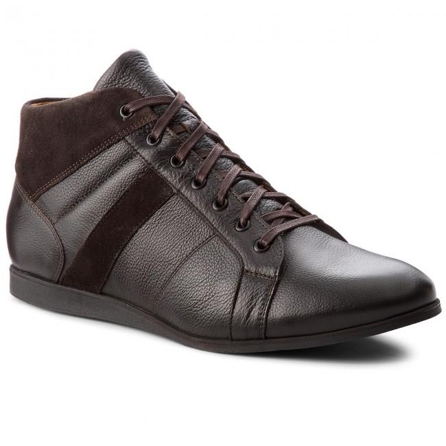 Outdoorová obuv GINO ROSSI - Alan MTV992-Z91-17R5-3740-0 92/89