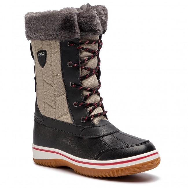 051376b59072d Snehule CMP - Junior Siide Afterski Boot Wp 38Q4524 Sand A516 ...