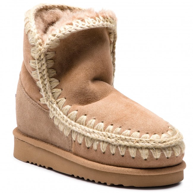 Topánky MOU - Eskimo18  Camel
