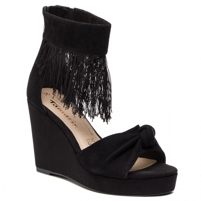 Sandále TAMARIS - 1-28311-22 Black 001