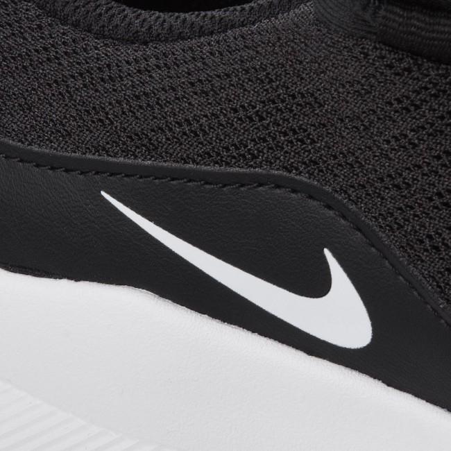 871675153 Topánky NIKE - Viale (GS) AH5554 002 Black/White - Sneakersy ...