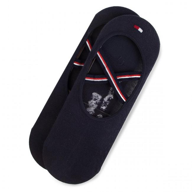 Ponožky Krátke detské TOMMY HILFIGER - 394012001 Midnight Blue 563