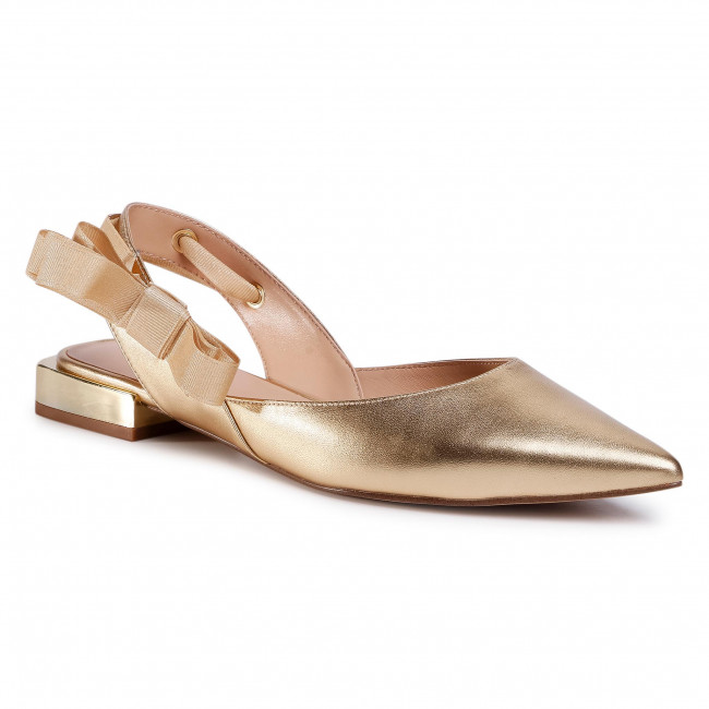 Sandále LIU JO - Ballet S19119 P0291 Gold 00529