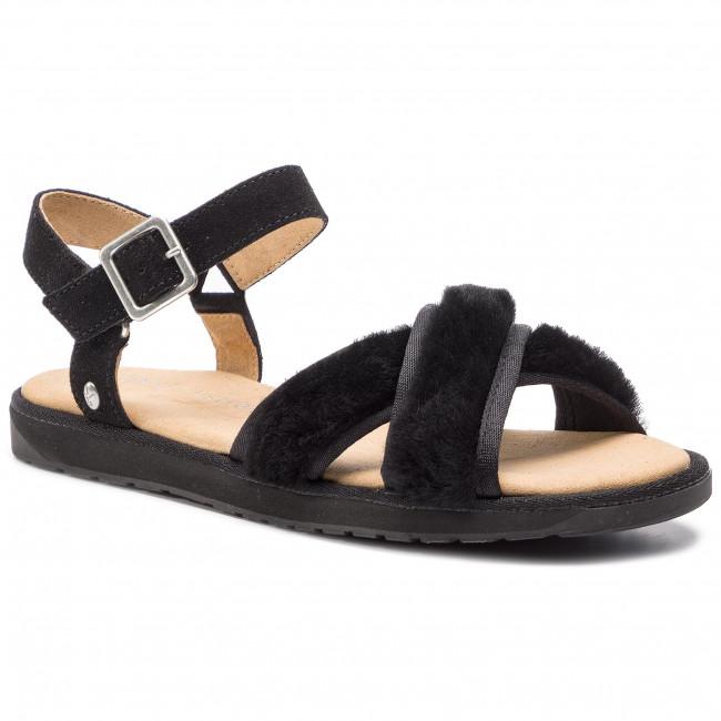 Sandále EMU AUSTRALIA - Meelup Stinger W11915 Black