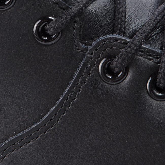fc12fa56b Topánky NIKE - Manoa Leather 454350 003 Black/Black/Black ...