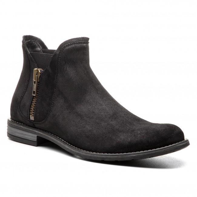 Kotníková obuv s elastickým prvkom GINO ROSSI - Aldo MBV257-S53-5700-9900-F 99