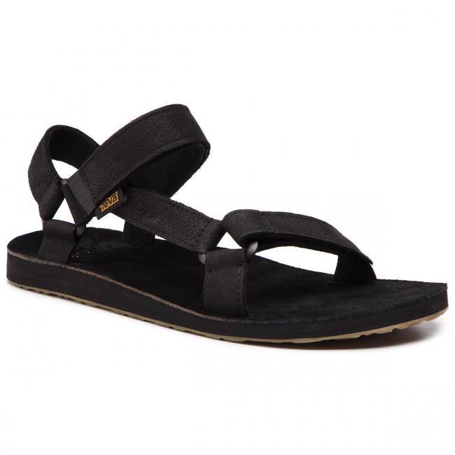 Sandále TEVA - Original Universal Leather 1102799 Blk