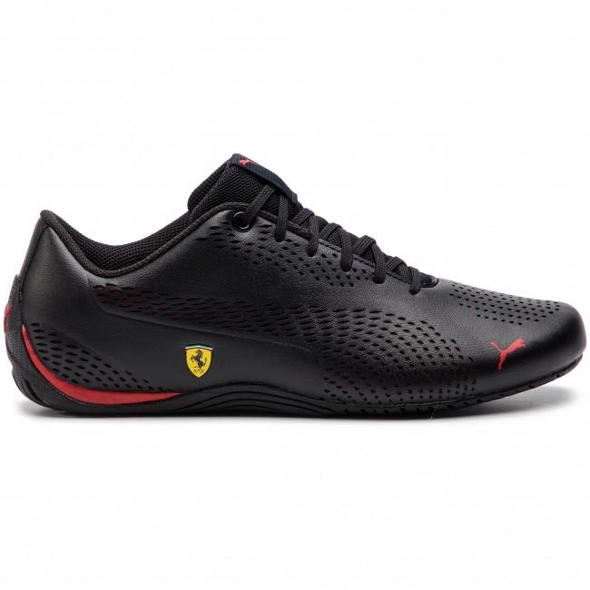 f2f646c50e06c Sneakersy PUMA - Sf Drift Cat 5 Ultra II 306422 01 Puma Black/Rosso Corsa