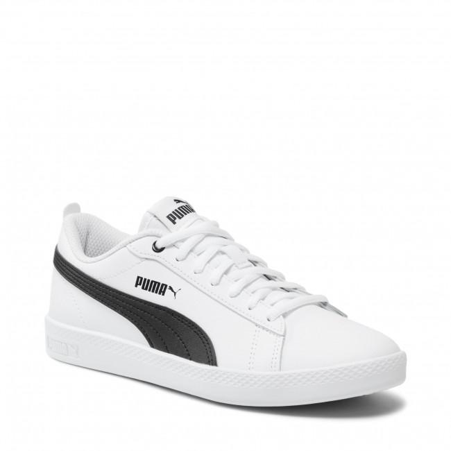 Sneakersy PUMA - Smash Wns V2 L 365208 01 Puma White/Puma Black