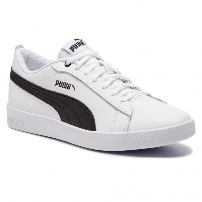 Sneakersy PUMA Smash Wns V2 L 365208 01 Puma WhitePuma Black
