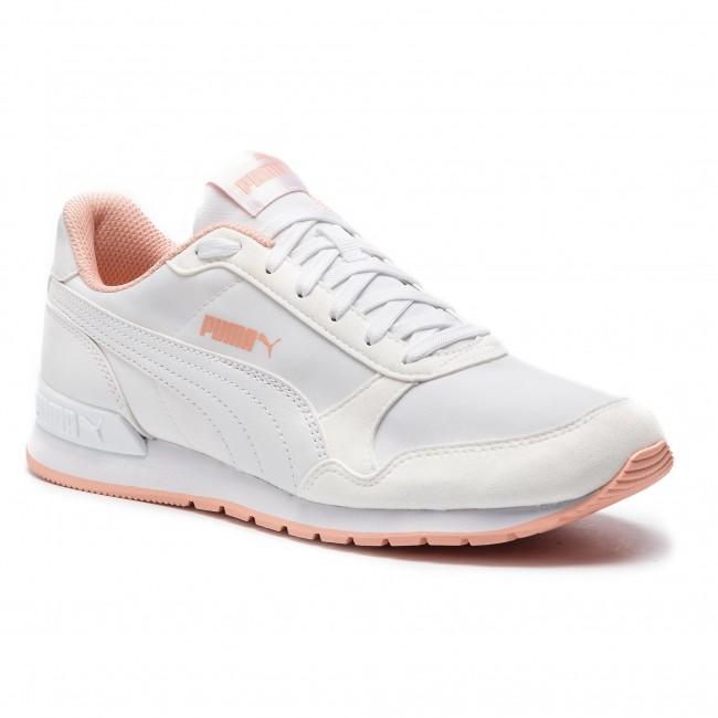 5ec5a47efaec1 Sneakersy PUMA - St Runner V2 Nl 365278 17 Puma White/Peach Bud ...
