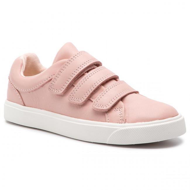Sneakersy CLARKS - City OasisLo K 261404996 Pink