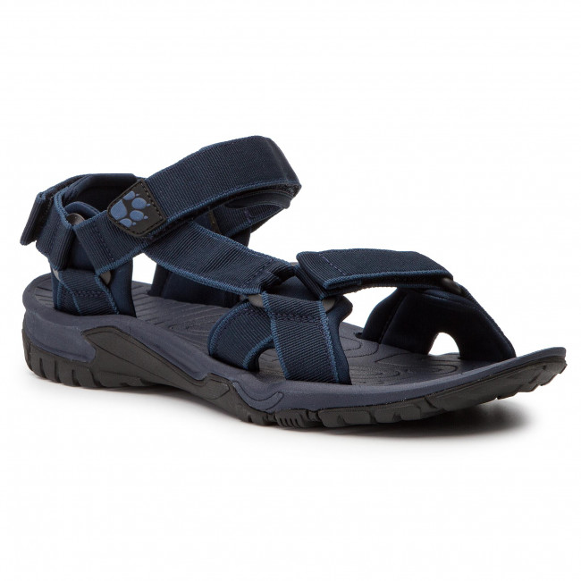 Sandále JACK WOLFSKIN - Lakewood Ride Sandal M 4019021 Night Blue