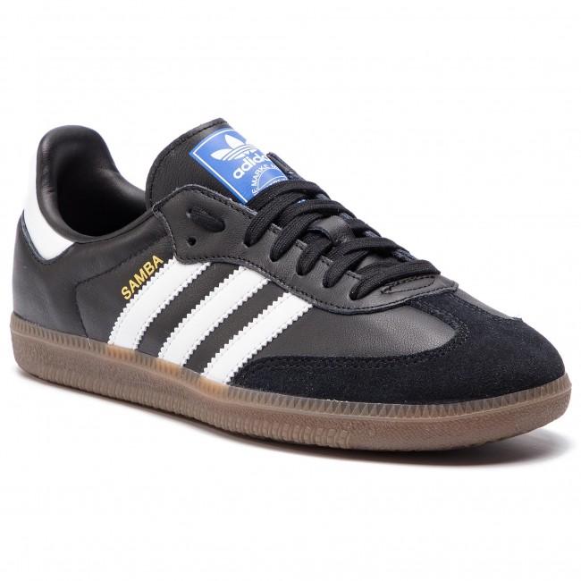 Topánky adidas - Samba Og B75807 Cblack/Ftwwht/Gum5