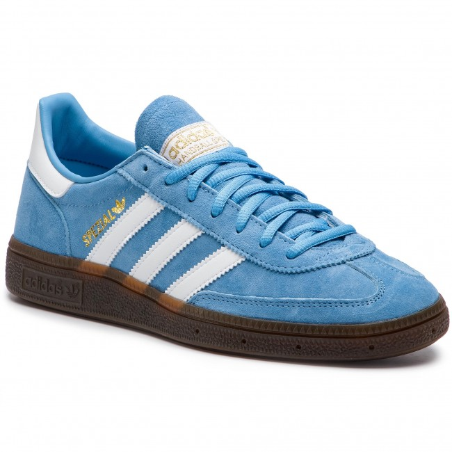 Topánky adidas - Handball Spezial BD7632 Ltblue/Ftwwht/Gum5