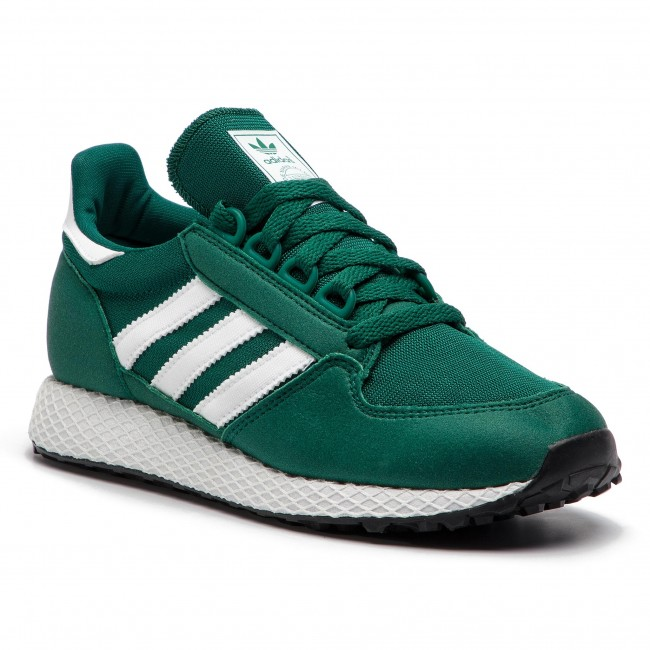 971e64154 Topánky adidas - Forest Grove J CG6797 Cgreen/Ftwwht/Cgreen ...