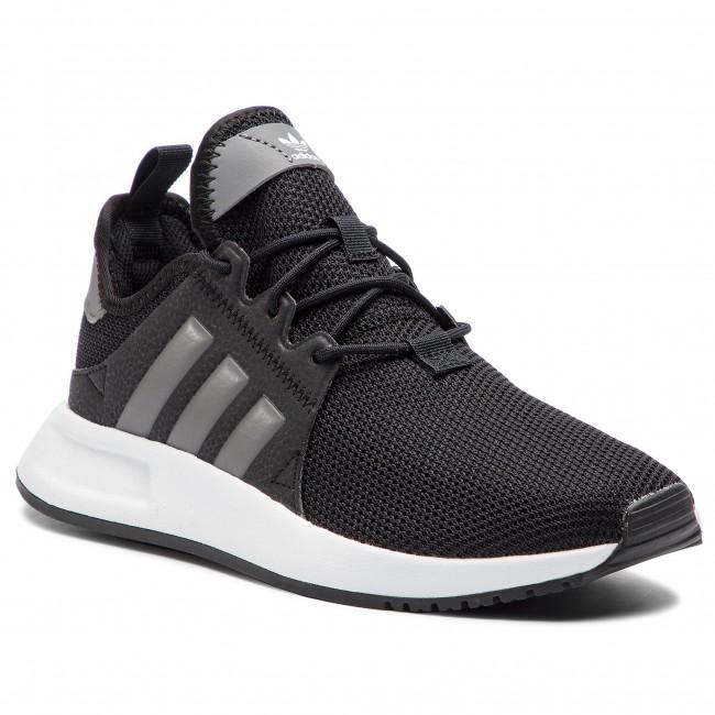 Topánky adidas - X_Plr J CG6825 Cblack/Grefou/Ftwwht
