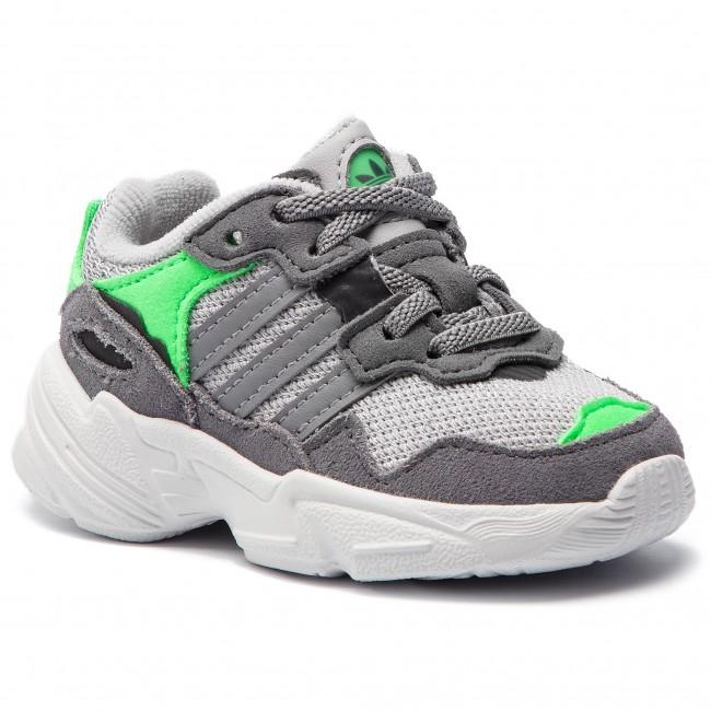 Topánky adidas - Yung-96 El I DB2822 Gretwo/Grethr/Shopnk