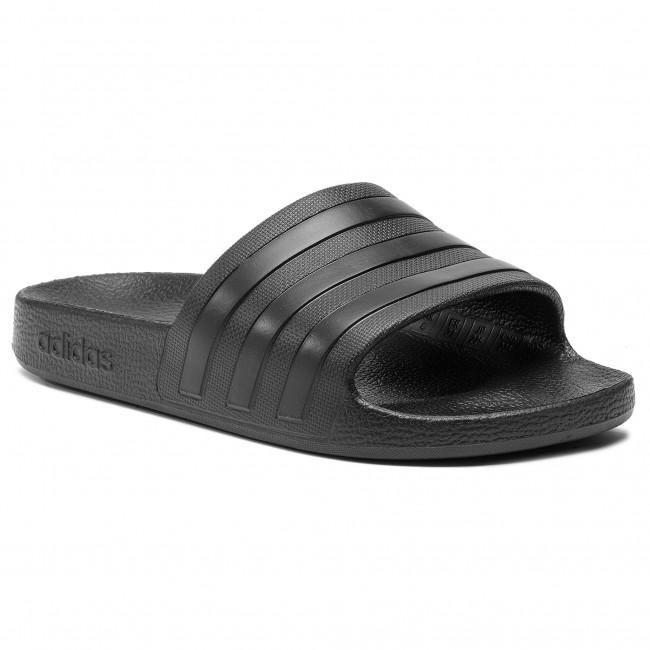 1d0d5cb526a31 Šľapky adidas - adilette Aqua F35550 Cblack/Cblack/Cblack - Šľapky  každodenné - Šľapky - Šľapky a sandále - Dámske - eobuv.sk