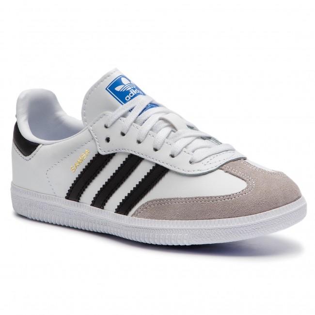 Topánky adidas - Samba Og C BB6975 Ftwwht/Cblack/Cgrani