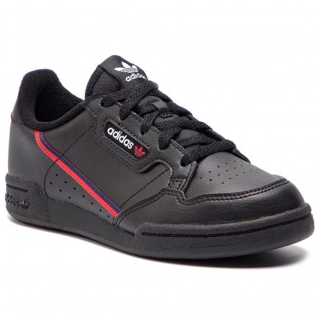 Topánky adidas - Continental 80 CG28214  Cblack/Scarle/Conavy