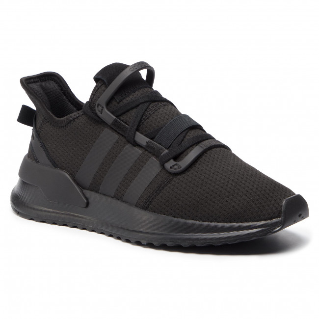 Topánky adidas - U Path Run G27636 Cblack/Cblack/Ftwwht