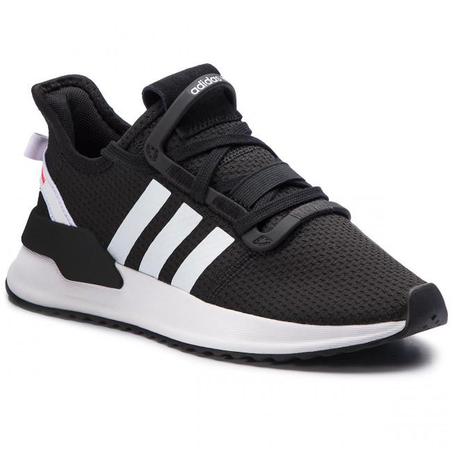 Topánky adidas - U Path Run J G28108 Cblack/Ftwwht/Shored