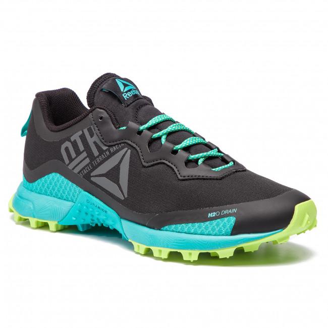 2a51a4b932bd3 Topánky Reebok - All Terrain Craze CN6340 Black/Grey/Lime/Teal - Trekingová  obuv - Bežecká obuv - Športové - Dámske - eobuv.sk