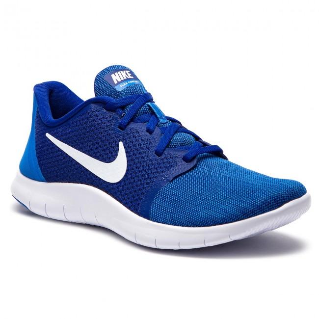 207786b54dcee Topánky NIKE - Flex Contact 2 AA7398-401 Deep Royal Blue/White - Treningová  obuv - Bežecká obuv - Športové - Pánske - eobuv.sk