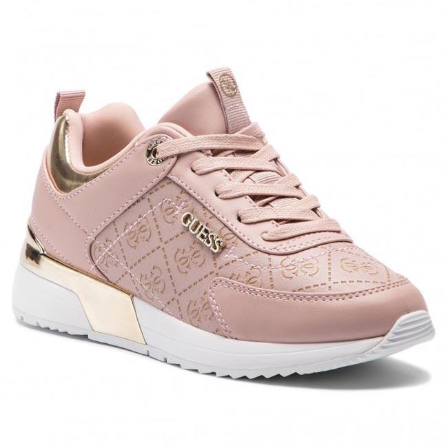 Sneakersy GUESS - Marlyn FL5MRL FAL12 BLUSH