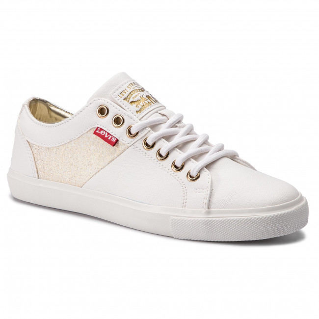 Tenisky LEVI'S - 227843-841-50 Brilliant White