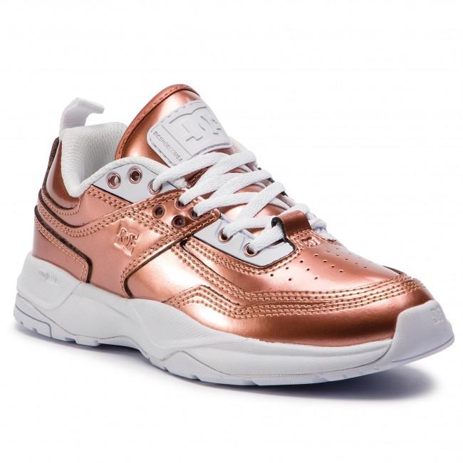 Sneakersy DC - E.Tribeka Se ADJS200015 Rose Gold (Rsg)