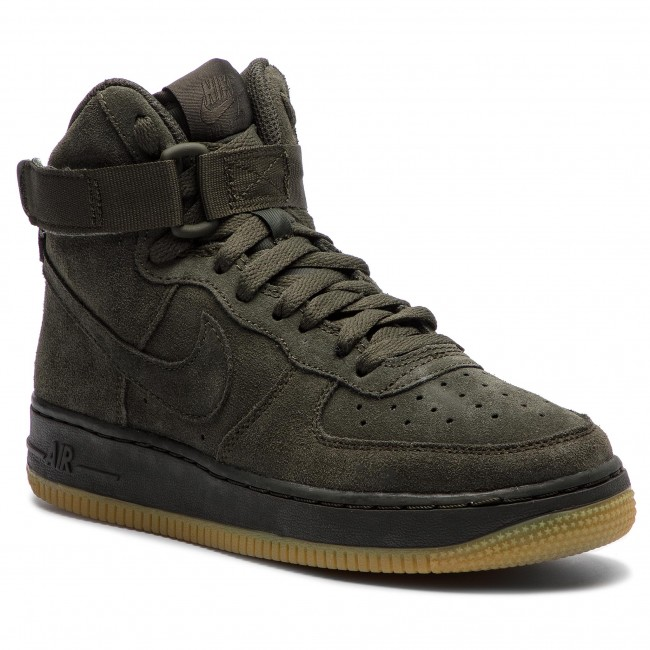 4807a3ef4d9a0 Topánky NIKE - Air Force 1 High Lv8 (GS) 807617 300 Sequoia/Sequoia ...