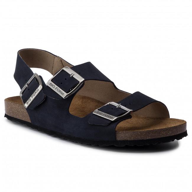 Sandále NIK - 06-0355-02-7-09-03 Tmavo modrá