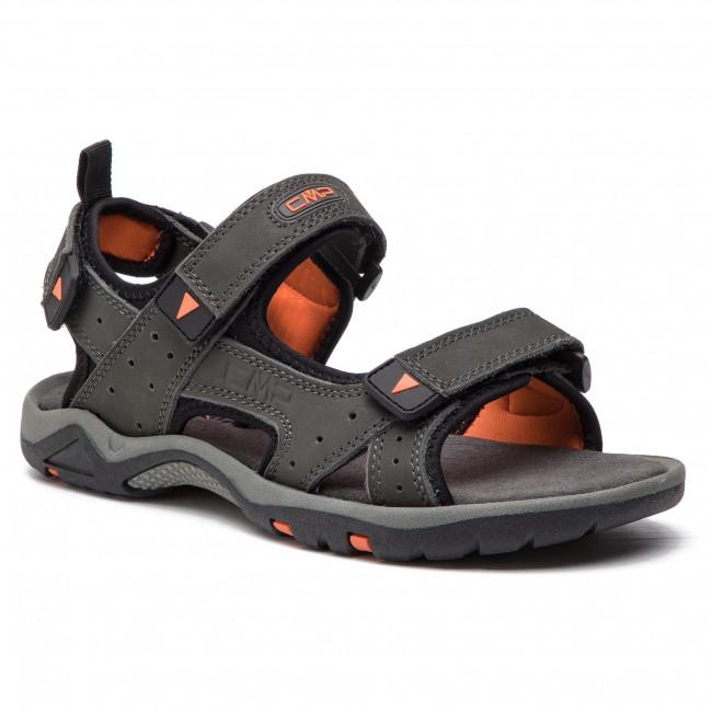 Sandále CMP - Almaak Hiking Sandal 38Q9947 Grey U862